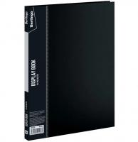 """Папка с файлами Berlingo """"Standard"""" на 10 вкладышей, черная"""