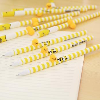 """Ручка гелевая """"Ready for Holiday"""" черные чернила 0.5мм"""