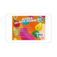 Доска для лепки А4 белая ЭКОНОМ (100)