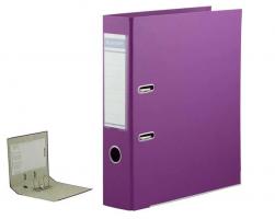 Папка-регистратор KUVERT А4, ширина корешка 50 мм, фиолетовая