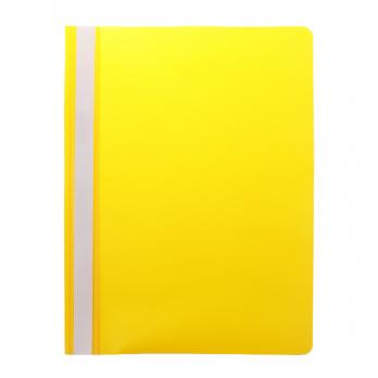 Папка-скоросшиватель Berlingo, А4, 180 мкм, желтая