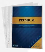 """Файл-вкладыш """"Hatber HD Premium"""", А4, 60мкм, перфорация, апельсиновая корка"""