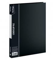 """Папка с зажимом Berlingo """"Standard"""" А4, 17мм, 700 мкм, черная"""