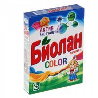 """Стиральный порошок """"Биолан"""" Color автомат 350гр"""