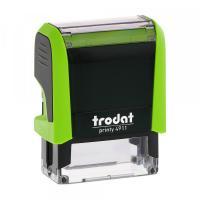 "Оснастка для штампа ""Trodat"",38х14, New,зеленое яблоко"