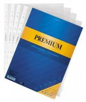 """Файл-вкладыш """"Hatber HD Premium"""", А4, 50мкм, перфорация, гладкая поверхность, 50 штук в упаковке"""
