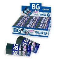 """Ластик из термопластичной резины """"BG Black"""", 41x15x14мм, прямоугольный, чёрный"""