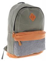 Рюкзак молодежный, внешний карман цветной на молнии,  1 отделение, размер 42*31*17 см
