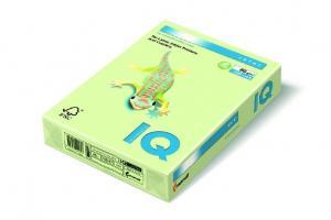 Бумага IQ Color GN27 А4, 80г/м2, бл.зеленая пастель