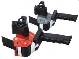 Диспенсер для упаковочной ленты DELI, металлический (ширина ленты до 60 мм)